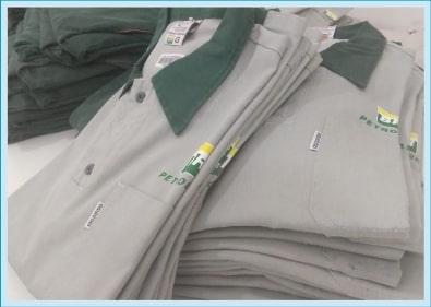 uniformes posto